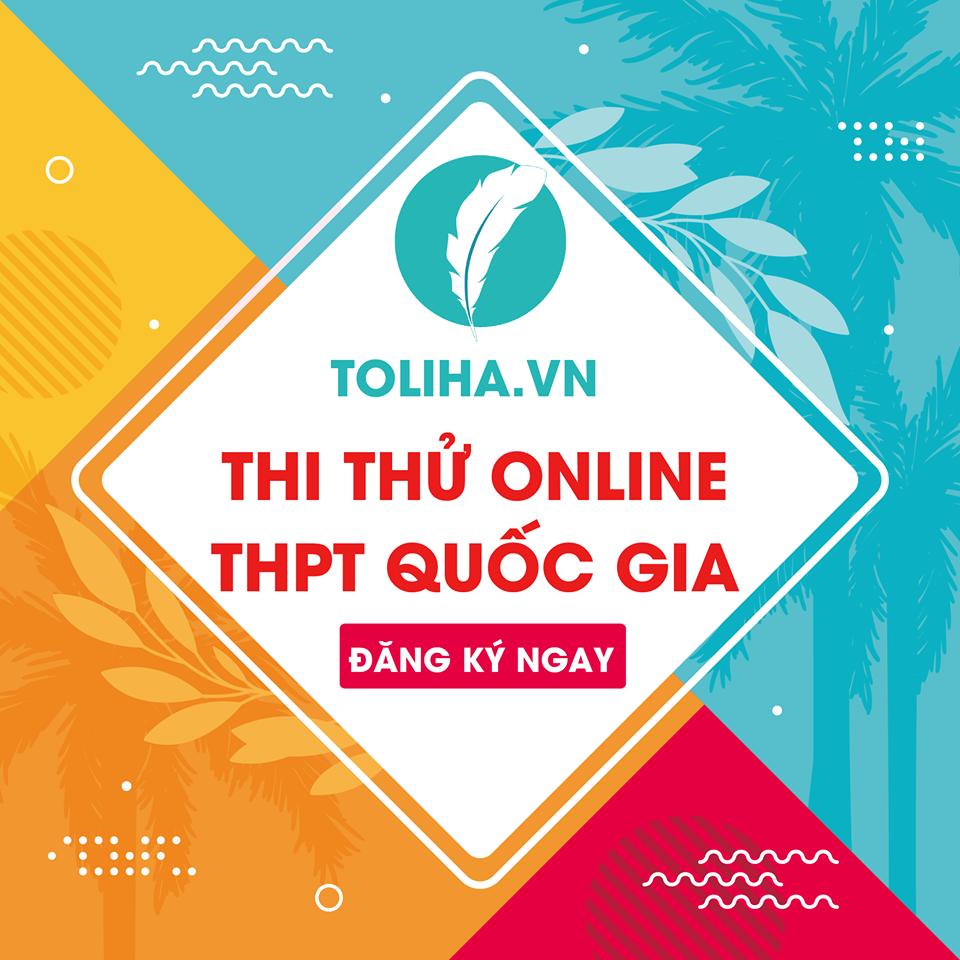 TOLIHA.VN - Hướng dẫn Thi Online - Kiểm tra định kỳ