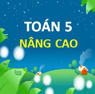 THỂ TÍCH CỦA MỘT HÌNH - TOÁN NÂNG CAO LỚP 5