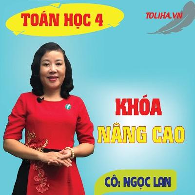 TOÁN HỌC LỚP 4 NÂNG CAO